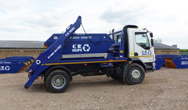 Builder Skips Immingham